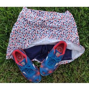 Runningskirts Super Star Athletic Skirt w/ shorts
